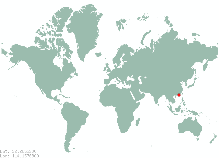 Hong Kong On A World Map.Places In Hong Kong Find Information On All Places In Hong Kong